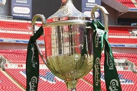 Ray Simpson`s FA Carlsberg Vase Preview