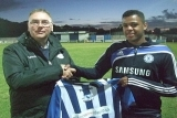 Signing Coup for Herne Bay