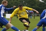 Veteran Striker Departs Diss