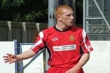 Clitheroe Striker Joins Shaymen