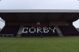 Corby Agree to Host More Poppies Games