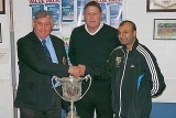 County Cup Sponsorship Honours Stalwart