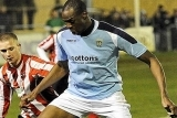 Banbury Sign Big Striker