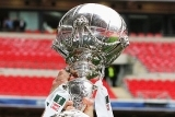 It`s Wrexham v Grimsby Town at Wembley