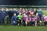 Cup Success for Steelmen