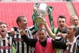 Vase Glory for Spennymoor