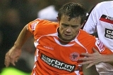 Ebanks Joins - Hendrie Retires