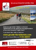 LEXUS GREAT BRITISH BIKE RIDE – Enter a team! image