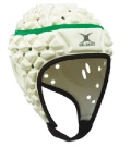 Gilbert Xact Headguard White
