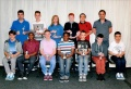 Under 14s League Presentation Evening