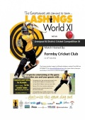 Lashings World XI at Formby CC! image