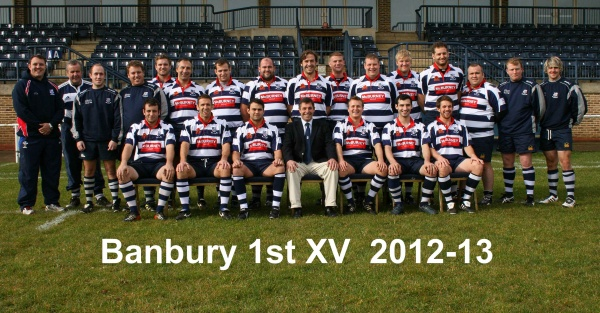 Back Row: James Kerr (Head Coach), Ian Heywood (Coach), Sam Mills, Russell White, Andy Collett, Matt Smith, Dan Taylor, Andy Gilbert, Simon Brand, Andy Chapman, Owen Perkins, James Burge, Ant McClellan, Rory Dymond, Chris Philips, Ben Wilkinson Front Row: James Heywood, Will Brooks, Dan Boys, Richard Fox (President), Eddie Phillips (Captain), Jed Boyle, Andy Mawle. Photo by Simon Grieve