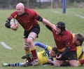 Red Army Book Place In Final vs Chippenham - Bath Rec - Weds 24 April 2013