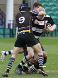 Stothert & Pitt 17 vs 9 Walcot Bath Combination Vase Final 24 April 2013. Pictures by Donna Bunton still
