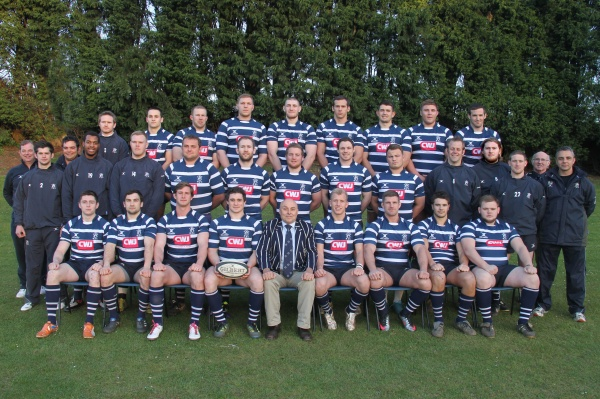 Back row – Mark Ley(Senior Squad Manager), Jamie White(1st Coach), John McDonough, Ryan Fuller, Matt Brierley, Mark Deaville, Nick Coles, Jon Wright, Tom Clarke, Dale Bellinger, John West.