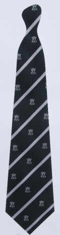 Combe Tie (with Stripe)