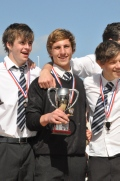 Under 16s crowned County Champions image