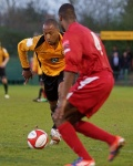 East Thurrock v Harrow Borough - 23.04.2013 still