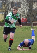Manor maul league's bottom side to keep promotion train on track