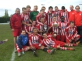 Wyvern Premier & League Cup Winners