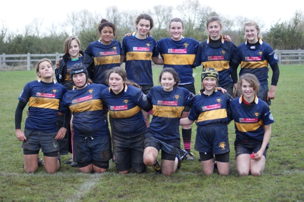 Worcester U/15S GIRLS 2012-13