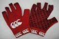 Caterbury pro mitt red