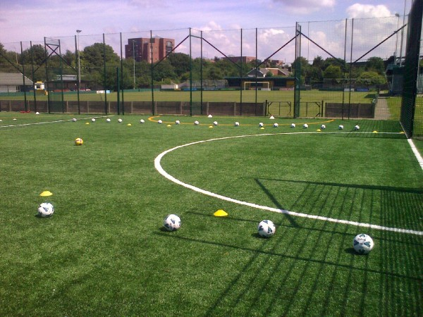 Warrington Town's Centre Of Excellence 3G Training Pitches