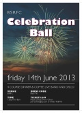 BSRFC Celebration Ball