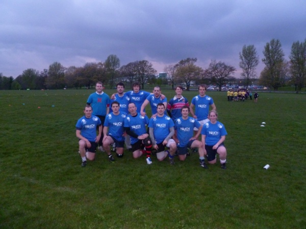 Touch Rugby League 19th April image