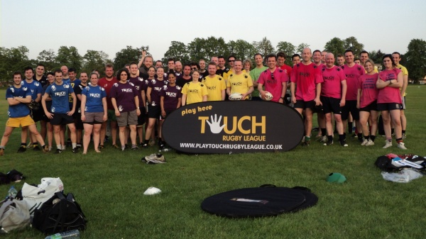 Spring Touch Season A Success image