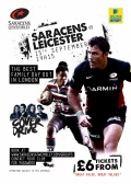 Special Offer on tickets from Saracens RFC for RRFC Members...  image