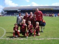 Pumas U8 Red at Cambridge Utd still