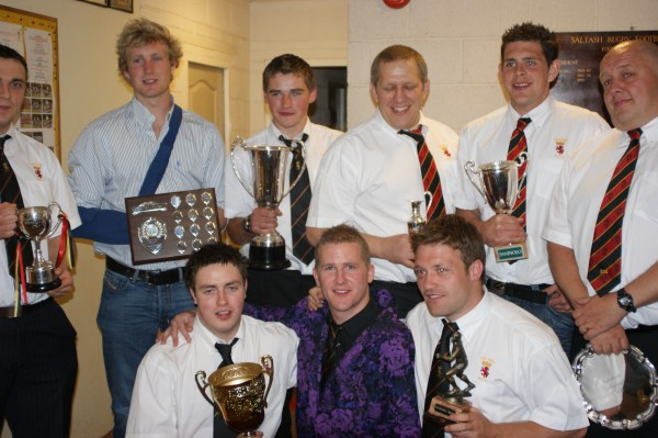 Club Social, End of Season Presentations and Dinner image