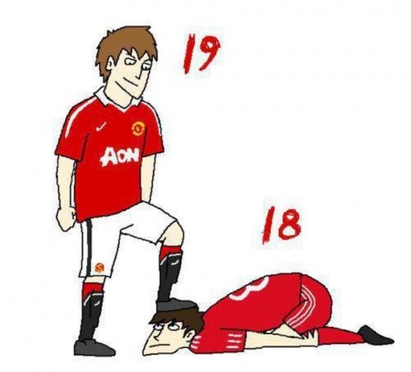 » CW Premier League: Match 6: Manchester United vs Liverpool 1357815406_0