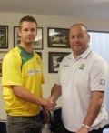 Tom Bates Signs for the Canaries image