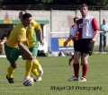 Barwell v Wulfrunians. Nigel Cliff Photography. still
