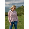 Long Sleeved Rugby Shirt-Ladies
