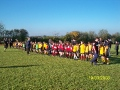 Minis/Junior Training 11.11.12 with Swaffham still