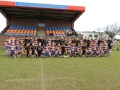 Under 14s Tour v Old Halesonians still