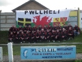 Pwllheli v Sully Sports S/Final Welsh Trophy still