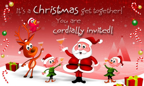 Image result for christmas party]