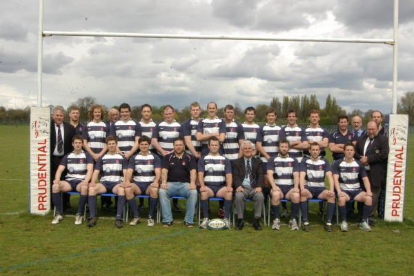                        CS RUGBY 1863 1st XV 2011/2012