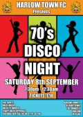 70's Disco Night image