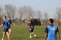 Training with Graham Holroyd still