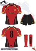 New Seniors Kit for 2012/13 Season! image