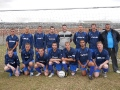 Pastures Football Club - Staff & Players still