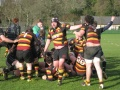 Feb 2nd - Harris 1XV followed the game plan to take a well deserved victory over Stirling University students at Elliot Rd by 32 points to 21 image