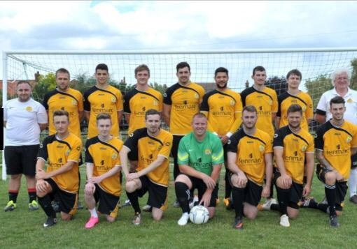 March Town United 1 Vs 4 Harleston Town 8 September 2018 March