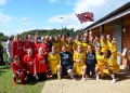 Knaphill Ladies Kick-off New Season  image