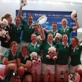 Two rock Women in Irish 7's Squad